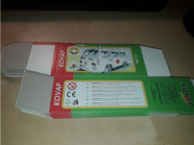 kovapVWmikrobus krabice