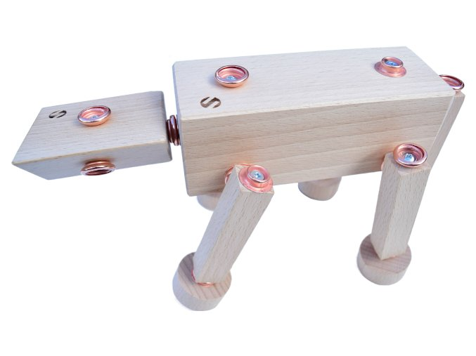 Dinosaurus miniset (Inca) - Woodformers*
