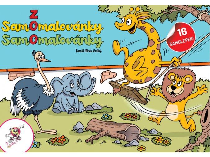 samoomalovanky zoo