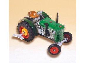 Traktor Zetor25A zelený