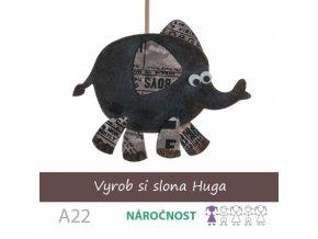 a22 slonHugo