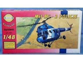 Vrtulnik mi2policie