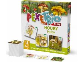 Pexetrio Houby (Plus) *