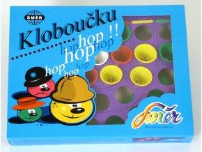 Kloboučku, hop *