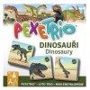 Pexetrio Dinosauri