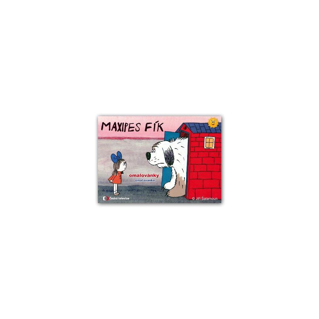 Omalovánky Maxipes Fík