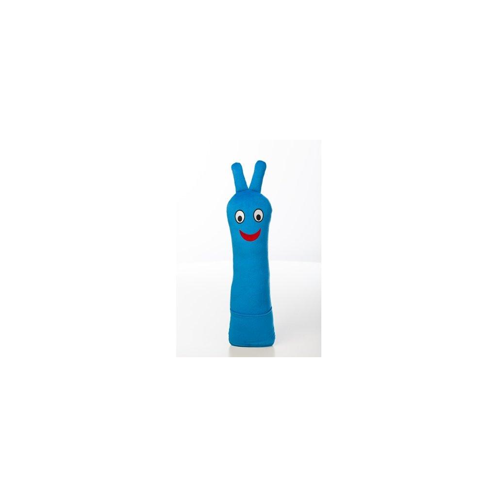 Bludišťák velký modrý