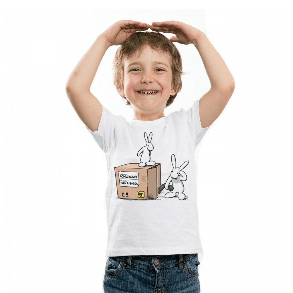 BB tričko dětské Dostali balík 1 1024x1024