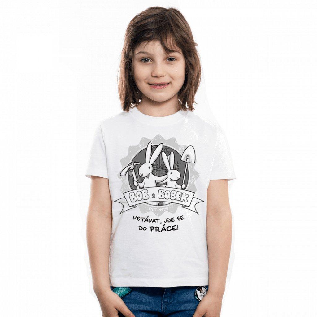 BB tričko dětské Vstávat, jde se do práce! 1 1024x1024