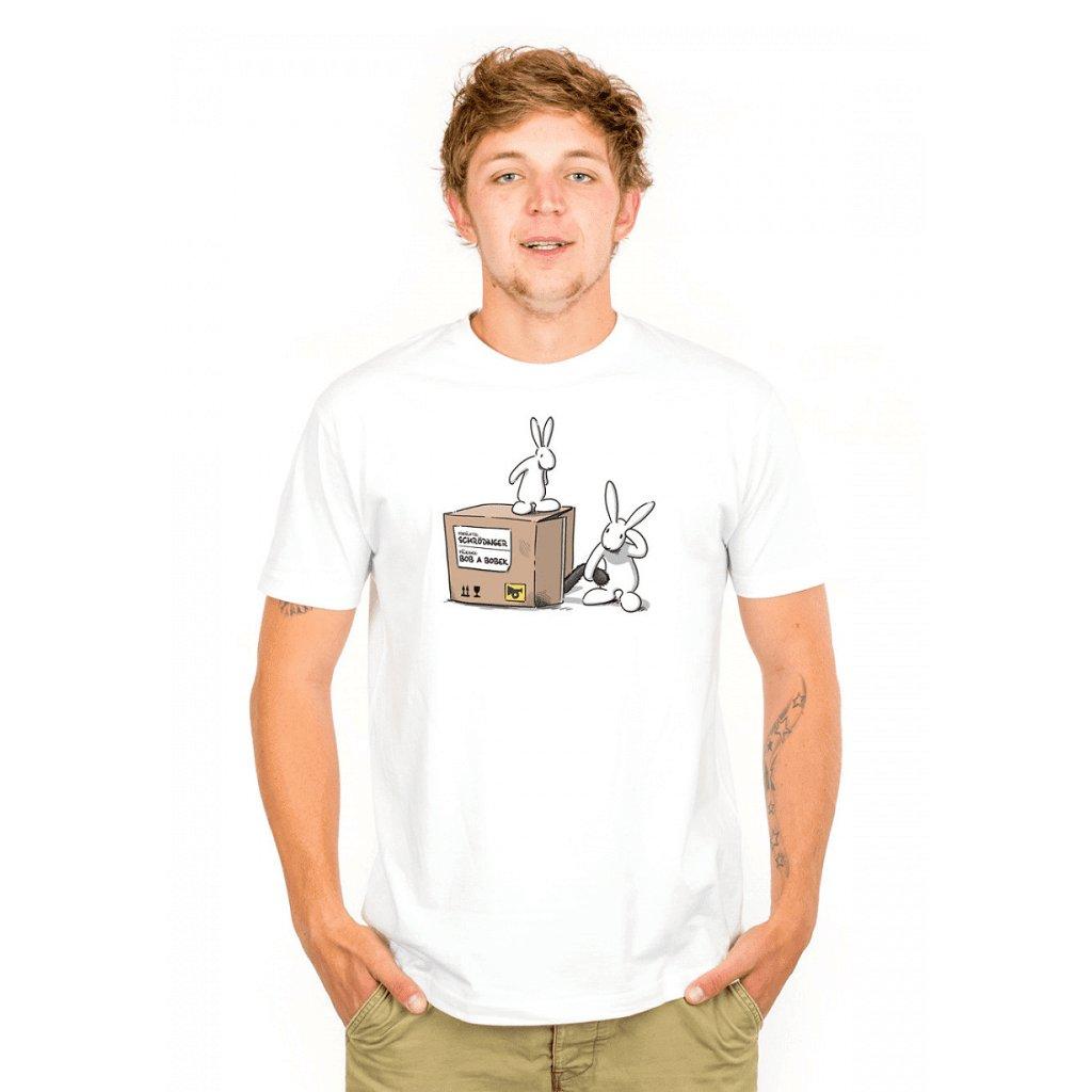 BB tričko pánské Cesta kolem světa
