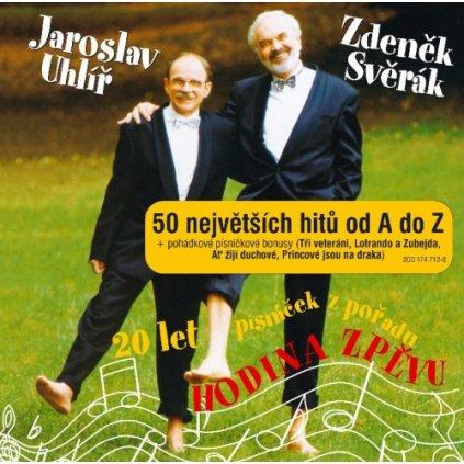 J. Uhlíř, Z. Svěrák - 50 největších hitů od A do Z
