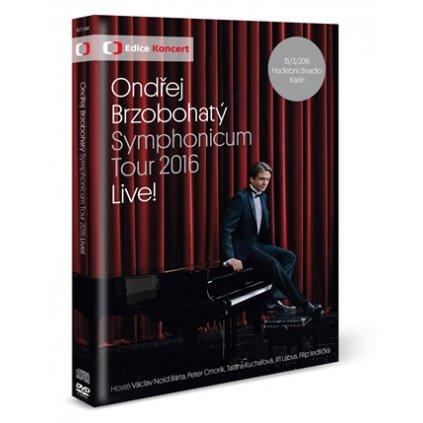 Ondřej Brzobohatý - Symphonicum Tour 2016 Live!