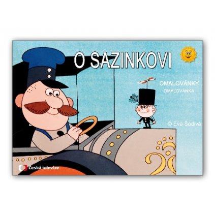 Omalovánky O Sazinkovi