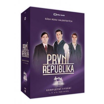 První republika - kompletní vydání