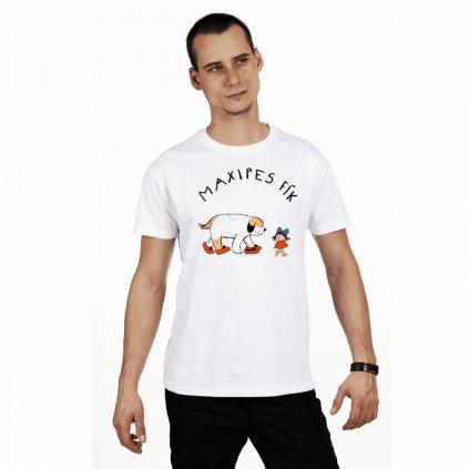 MF tričko pánské Maxipes Fík s Ájou 1024x1024