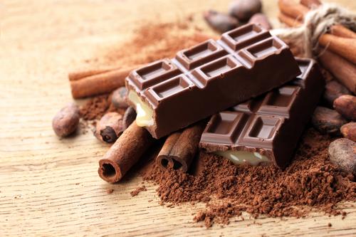 Čokoládový ráj