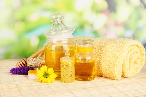 Včelí kosmetika