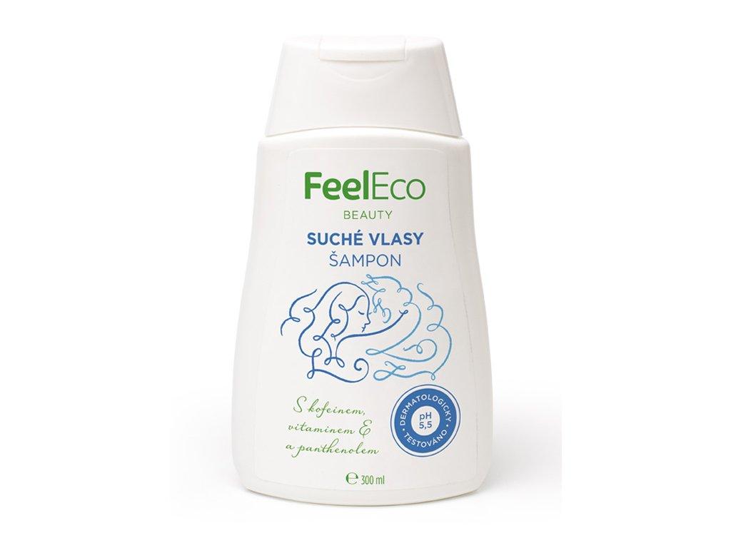 ceskejmed feel eco sampon na suche vlasy