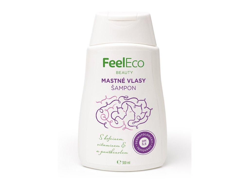ceskejmed feel eco sampon pro mastne vlasy