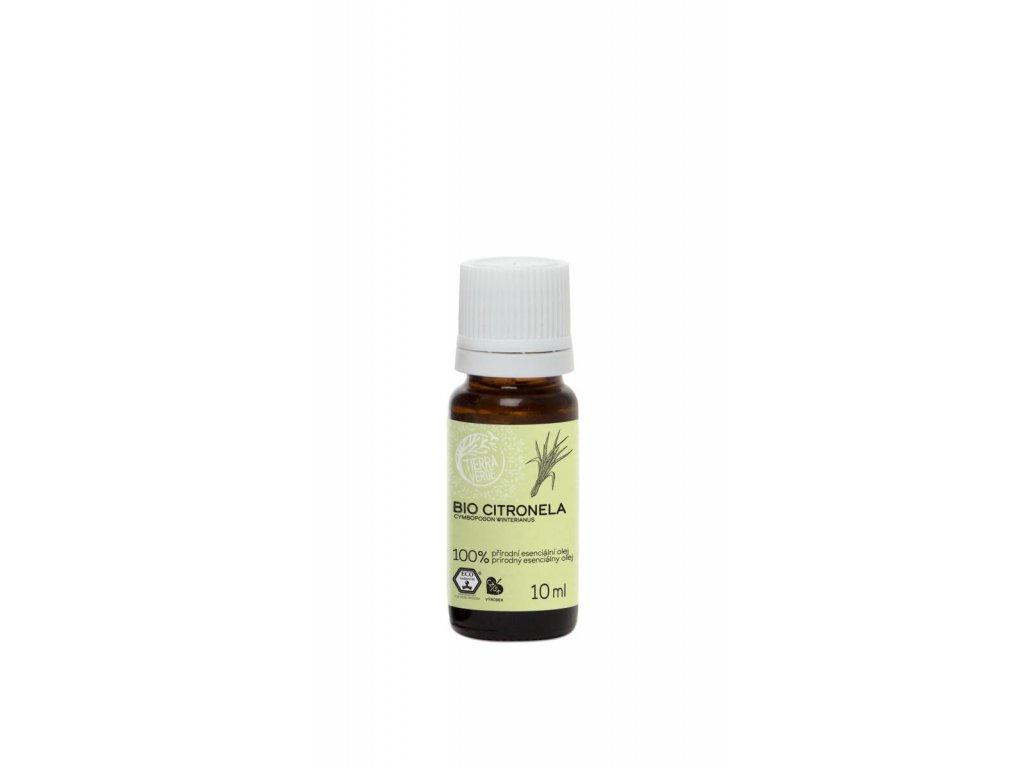 Tierra Verde – Esenciální olej BIO Citronela, 10 ml