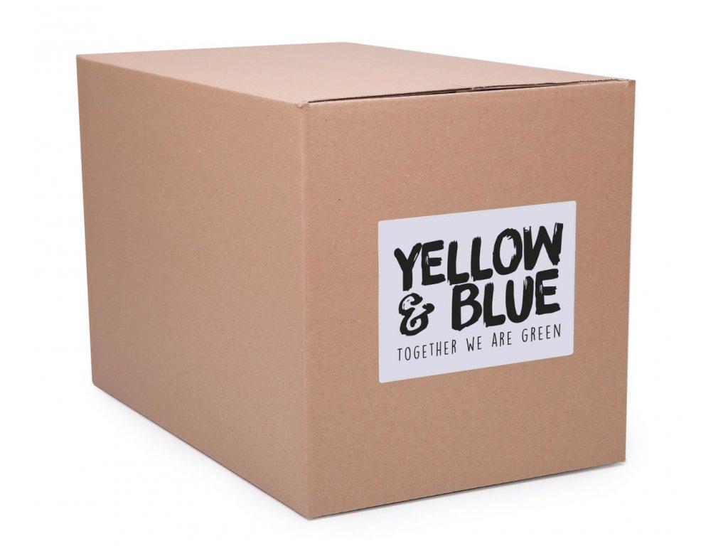 Tierra Verde – Žlučové mýdlo – bezobal (140 g) – karton 60 ks (Yellow & Blue), 140 g × 60