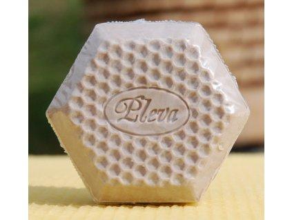 Pleva Medové mýdlo s propolisem 95g
