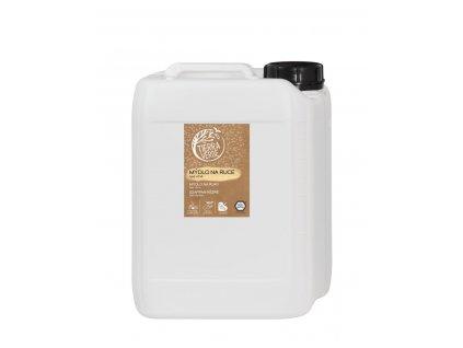 Tierra Verde – Tekuté mýdlo na ruce – bez vůně, 5 l