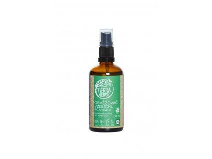 Tierra Verde – Osvěžovač vzduchu – BIO Eukalyptus, 100 ml
