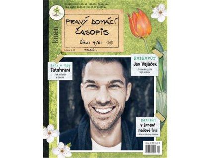 Tierra Verde – Pravý domácí časopis 4/2021