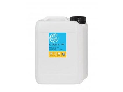 Tierra Verde – Citronový gel na vodní kámen, 5 l