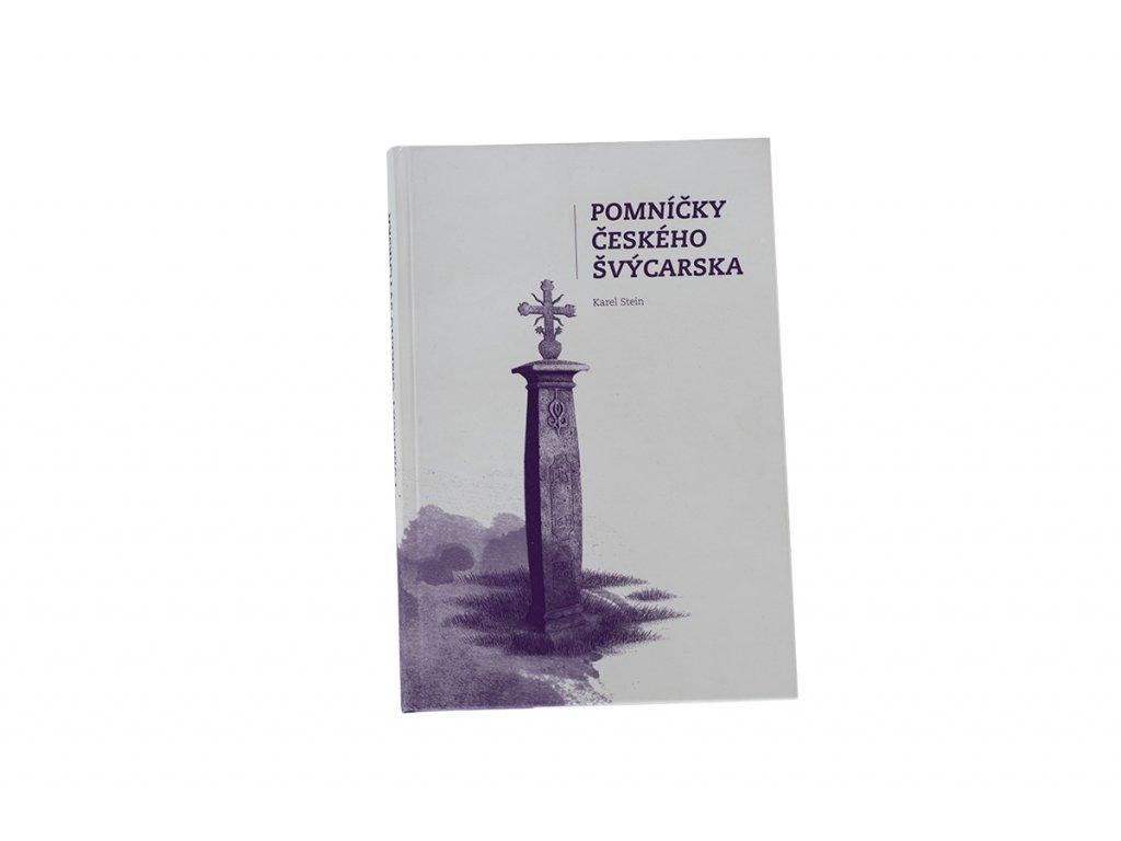 Kniha Pomníčky Českého Švýcarska