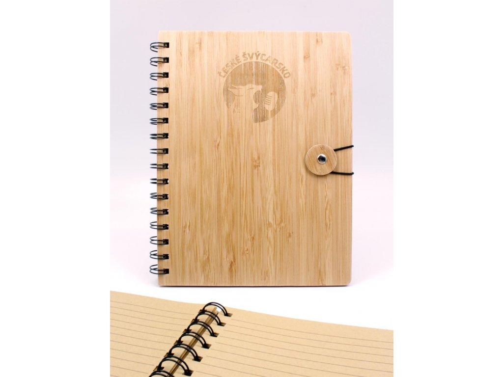 bambusovy zapisnik