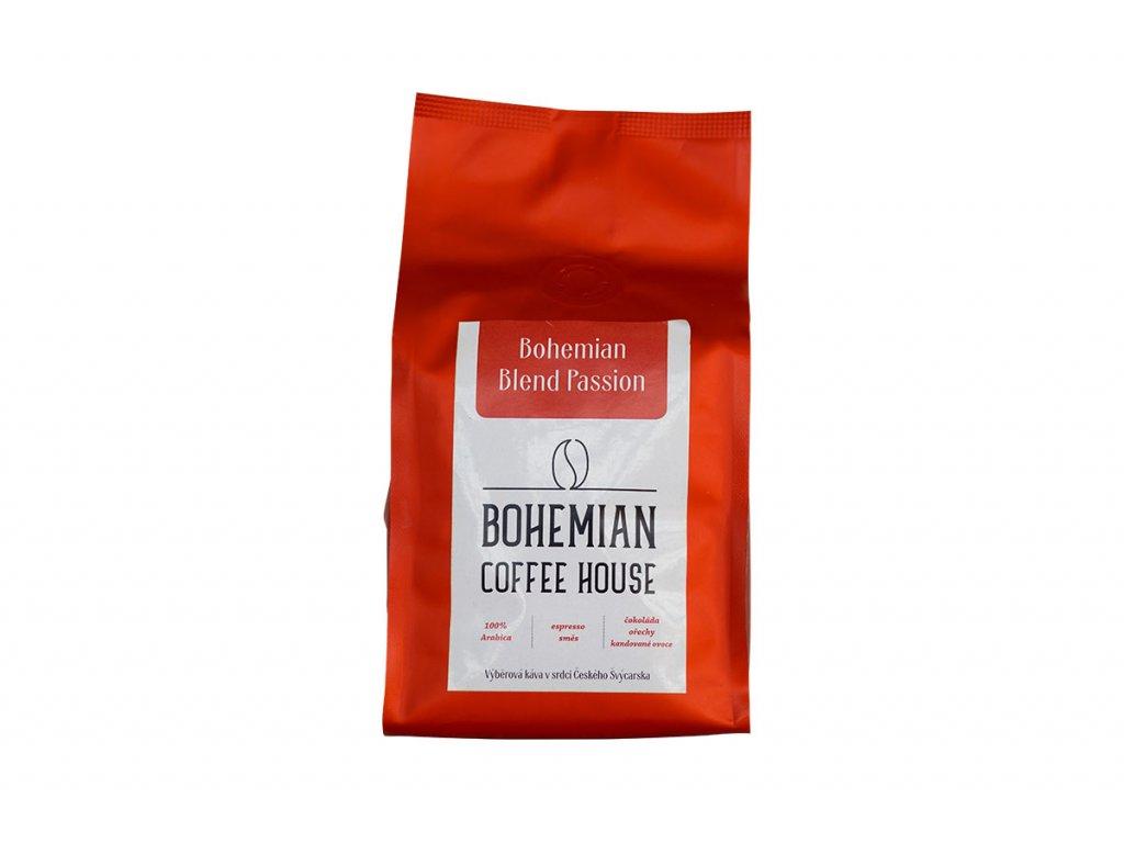 Bohemian Blend Passion káva