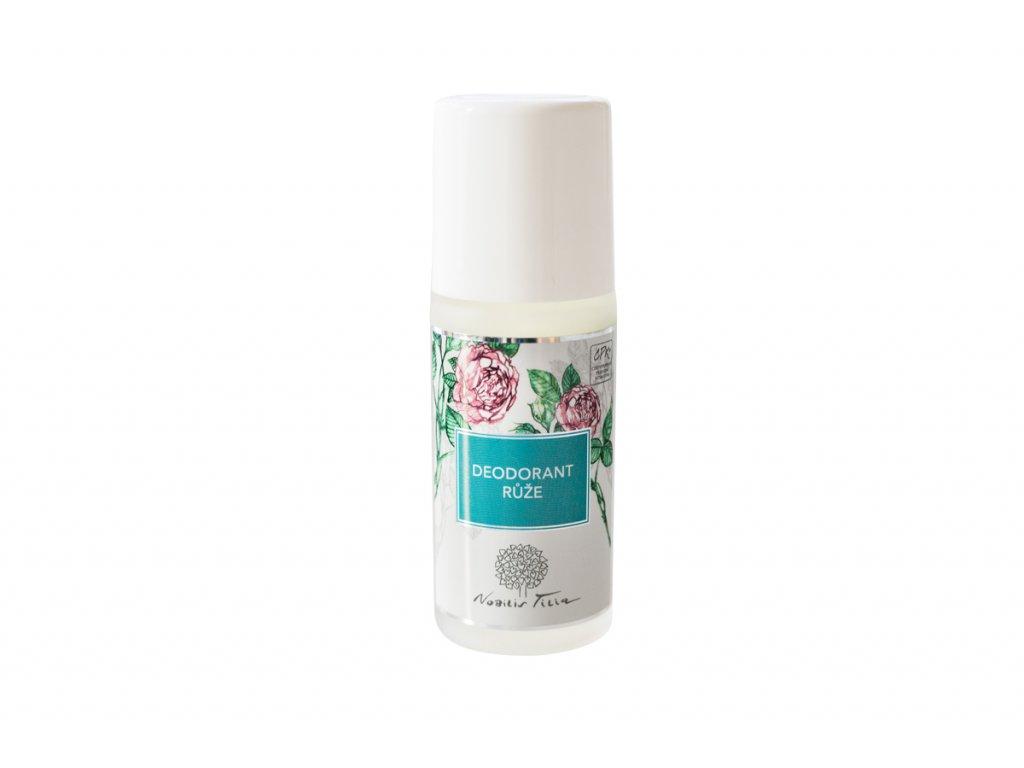 Nobilis tilia deodorant ruze 1