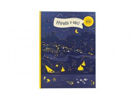 Kniha priroda v noci 1