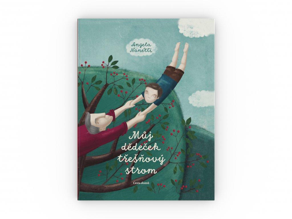 CD kniha Muj dedecek tresnovy strom obalka celni pohled 3D