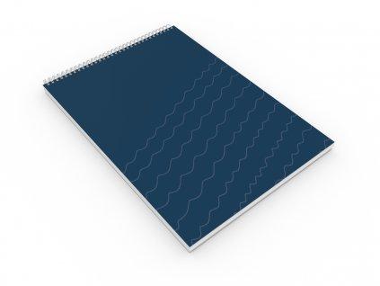 bloky a5 spirala zelena pismenka 3d 2000x2000 (1)