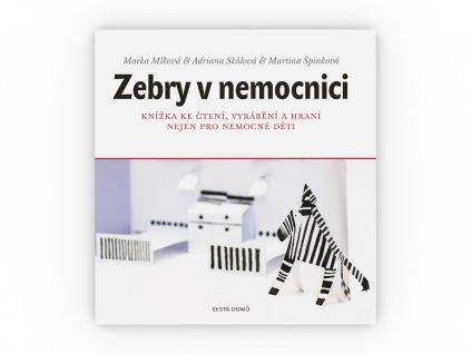 Zebry v nemocnici - Marka Míková