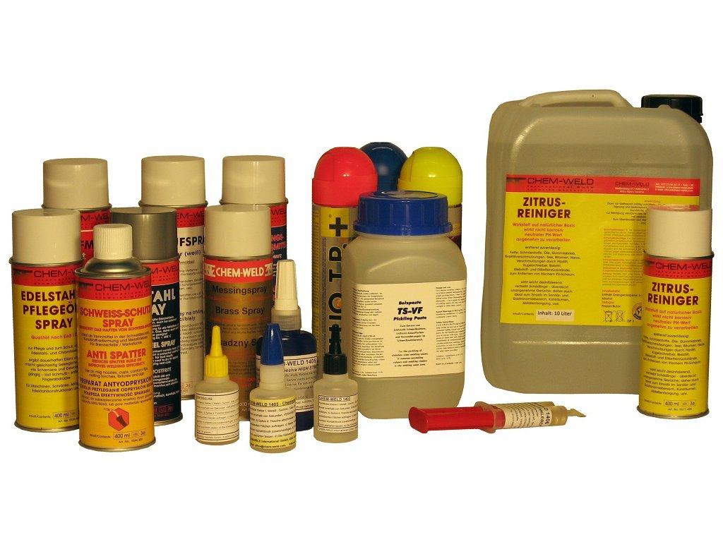 Pasivační pasta - roztok CHEM-WELD 2612 (Balení KG)