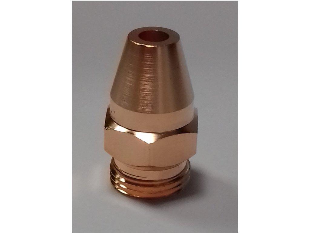 Nahřívací hubice PB (TYP 100-300 mm)