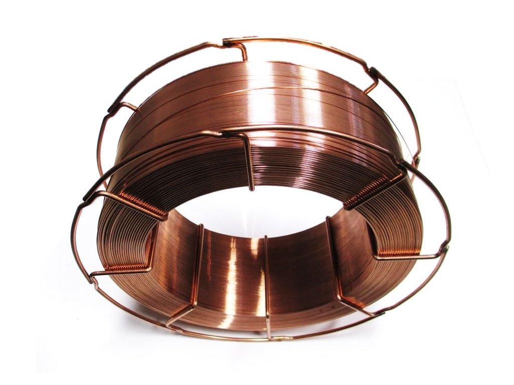 MIG drát pro rozdílné ocele CHEM-WELD 8301 (Průměr 0,8 mm, Cívka 15 kg)