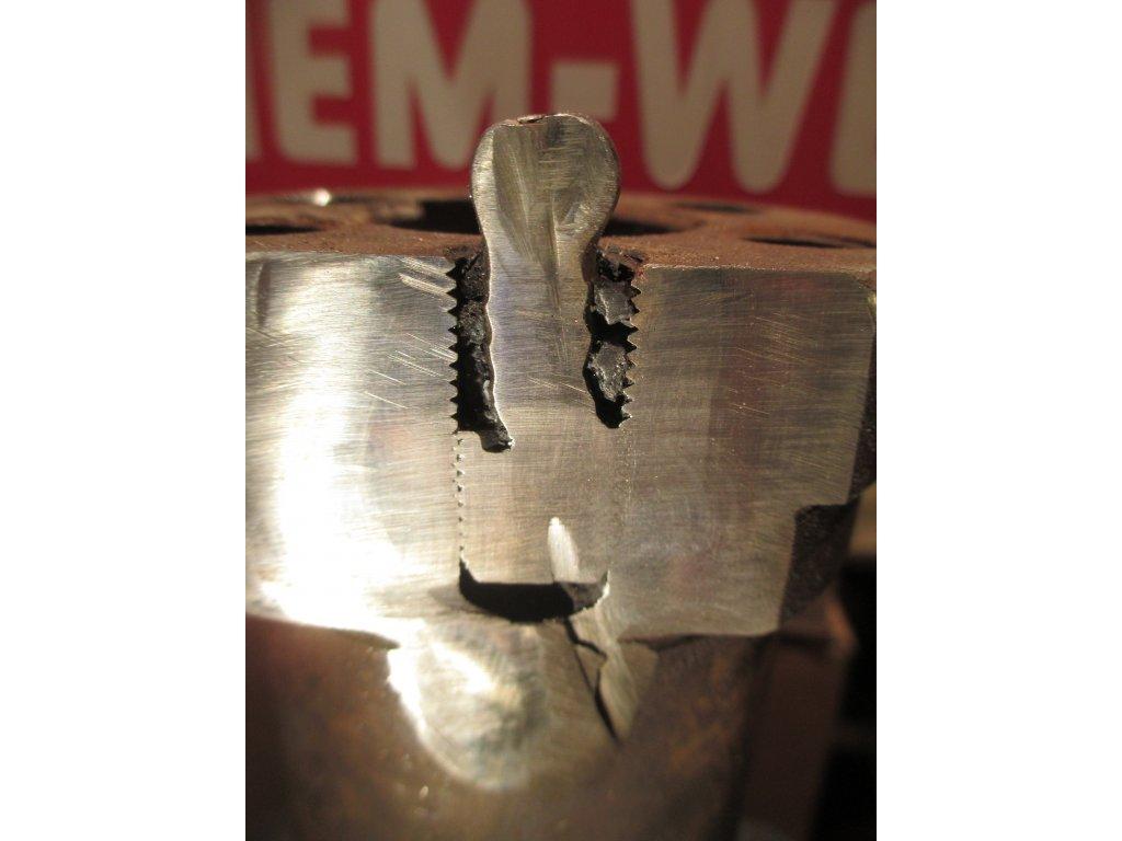 Elektroda na zalomené šrouby CHEM-WELD 9200 (Balení KG, Průměr 2,0 mm)