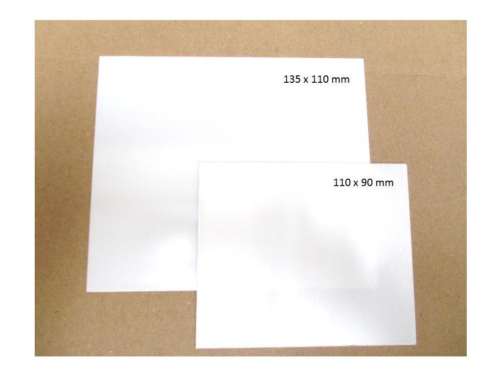 1666 folie do kukly 110x90 mm