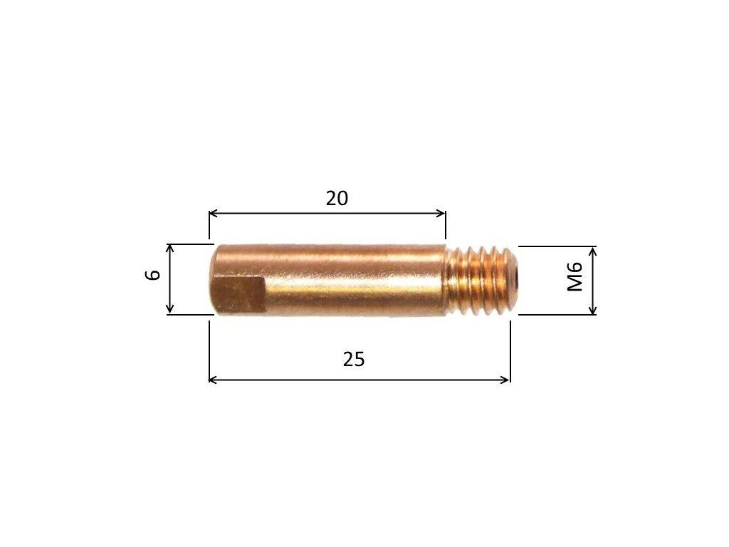 1696 pruvlak m6 1 2 mm