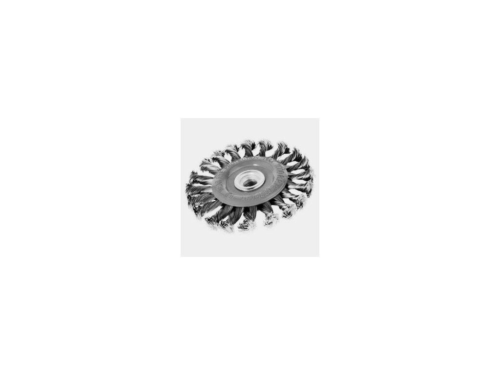 2422 kartac okruzni na ocel pr 150 mm sletany copankovy drat s 0 50