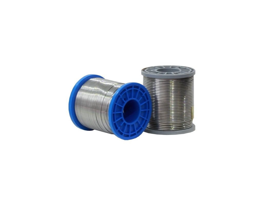 Měkká pájka holá na všestranné použití CHEM-WELD 280 B (Balení KG, Průměr 2,0 mm)