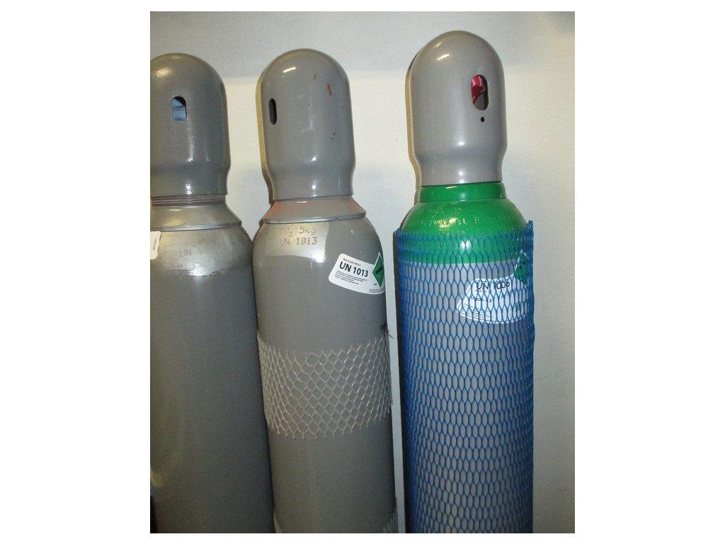 2653 lahev smesny plyn m21 argon co2 8 lit w21 8