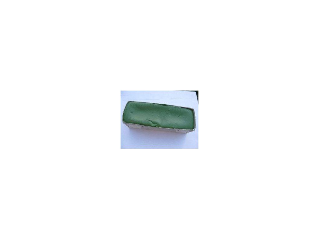 2806 lestici pasta zelena ii a ocel chrom hlinik 1 4kg