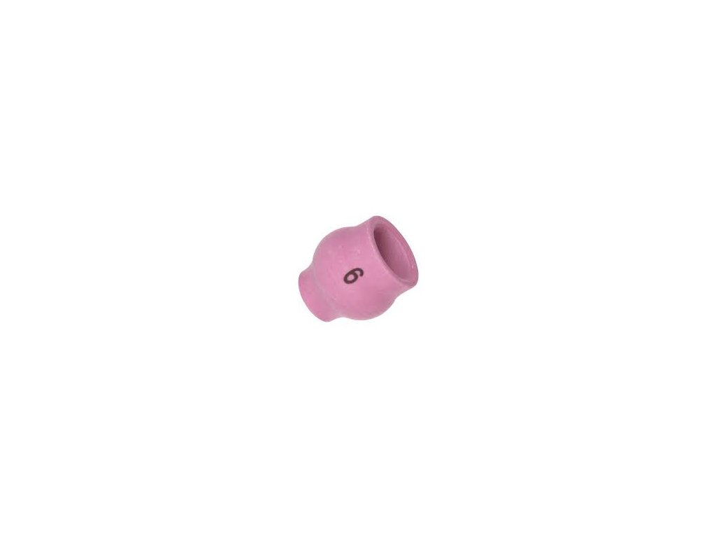 Hubice keramická krátká č. 6