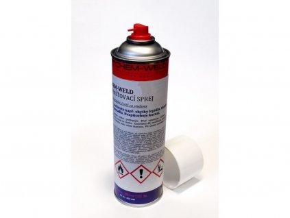1084 sprej na hledani uniku plynu na tlakovych nadobach chem weld 9528 500 ml